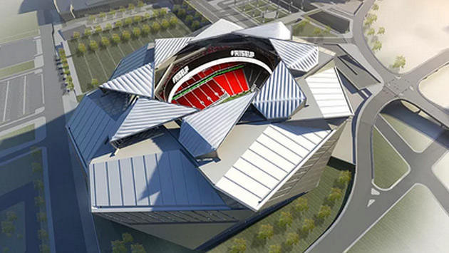 Atlanta Falcons stadı