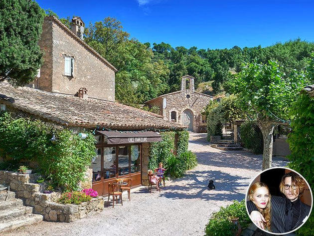 <a href='http://www.emlaktasondakika.com/haber-ara/?key=johnny+depp'>johnny depp</a> st tropez house
