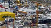 Bauma 2013 Fuarnda en youn ilgiyi Trk firmalar grd!