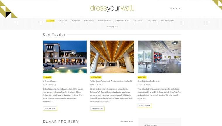 Dress Your Wall