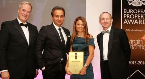 Koray Yavuzer Mimarlık'a International Property Awards'tan ödül