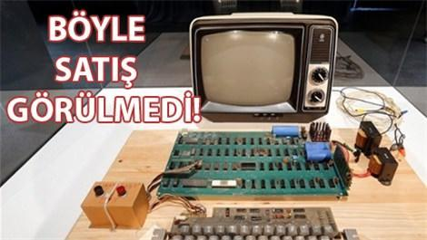 1976 model bir Apple I