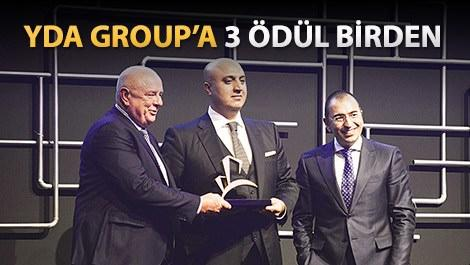Sign of the City Awards'un yıldızı YDA Group