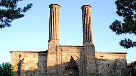 Çifte Minareli Medrese, Erzurum