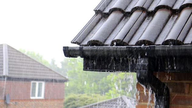 çatı su dereleri