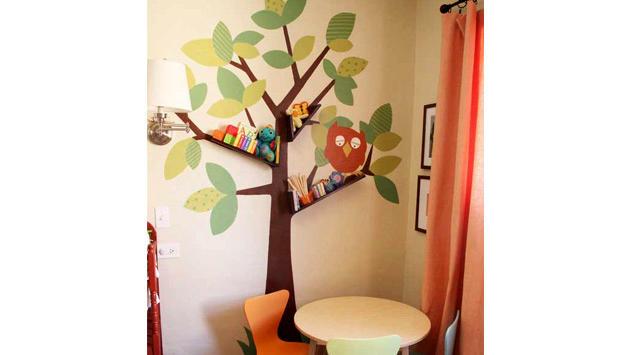 Çocuk odası duvar kâğıdı