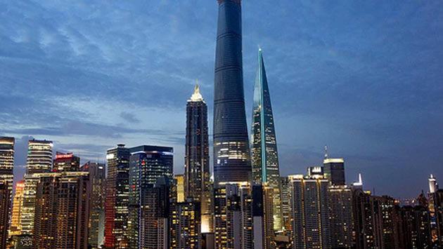 Şangay Tower Çİn
