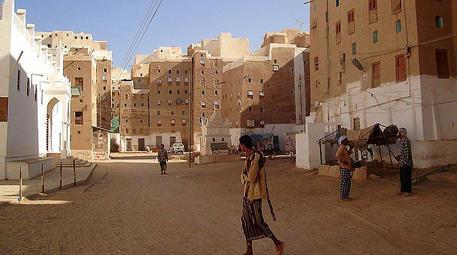 şibam yemen