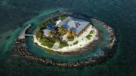 sıradışı evler ada ev