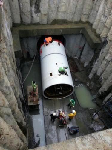 kurbağalıdere metro tipi ıslah çalışması
