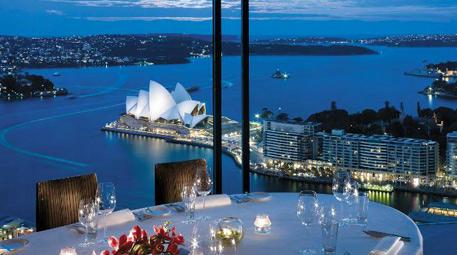Altitude-Shangri-La, Sydney, Australya