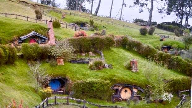 sivasta hobbit evleri