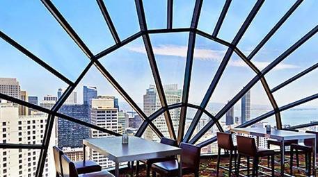 The View, San Francisco, ABD