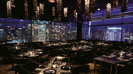 WP24 by Wolfgang Puck, Los Angeles, ABD