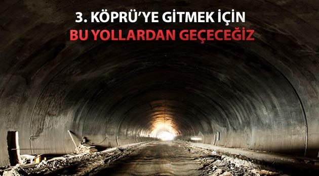 3. köprü tüneli