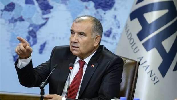 Enerji ve Tabii Kaynaklar Bakanı Ali Rıza Alaboyun