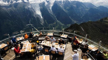 Le Panoramic, Chamonix, Fransa