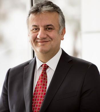 Telekomünikasyon ve Enerji Hizmetleri Tüketici Hakları ve Sektörel Araştırmalar Derneği (TEDER) Başkanı Serhat Özeren
