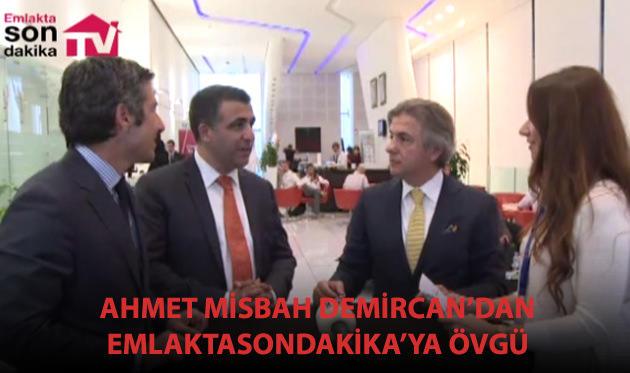 AHMET MİSBAH DEMİRCAN