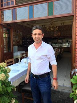 Ali Bayındır-Restoran sahibi