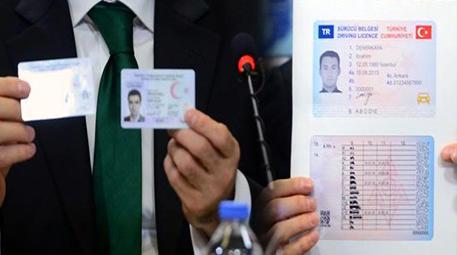 Bakan Ala yeni kimlik ve ehliyetleri tanıttı