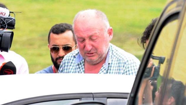 Bayrampaşa'daki inşaatta saldırı düzenleyen adam