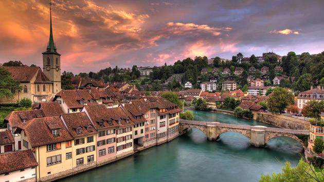 Bern, İsviçre