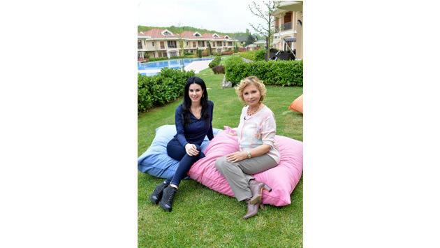 <a href='https://www.emlaktasondakika.com/haber-ara/?key=Defne+Samyeli'>Defne Samyeli</a>nin evi