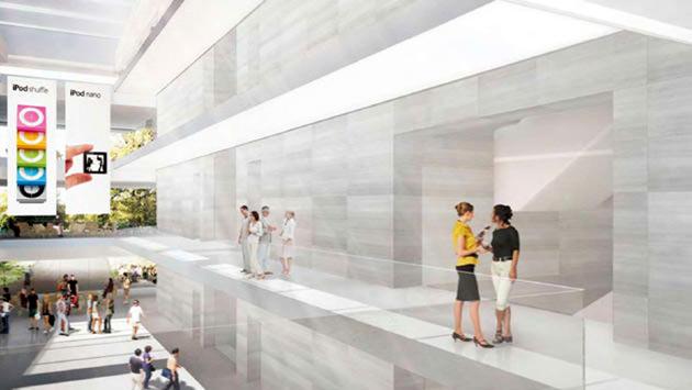 <a href='https://www.emlaktasondakika.com/haber-ara/?key=apple'>apple</a>'ın cupertino'daki yeni kampüsü