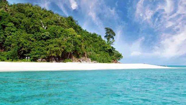 bambu adası