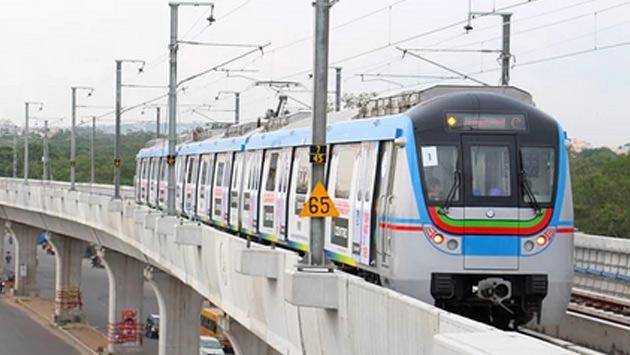Hyderabad Metrosu