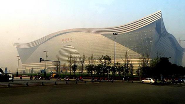Çin'deki New Century projesi