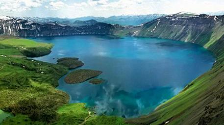 Nemrut Krater Gölü, Bitlis