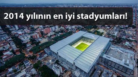 2014 yılının <a href='https://www.emlaktasondakika.com/haber-ara/?key=en+iyi+stadyumlar'>en iyi stadyumlar</a>ı