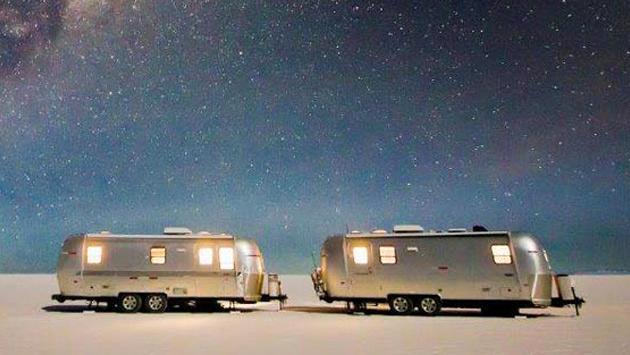 Uyuni Vintage Airstreams