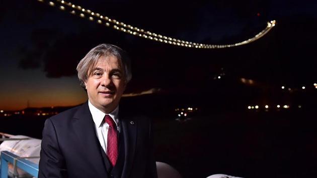 <a href='https://www.emlaktasondakika.com/haber-ara/?key=Ahmet+Misbah+Demircan'>Ahmet Misbah Demircan</a> 3. köprünün altında,