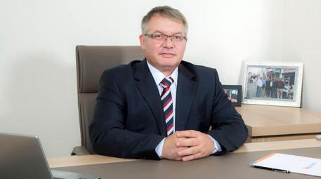 Güvenbir OSGB Genel Müdürü ve İşyeri Hekimi Dr. Ali Çolak