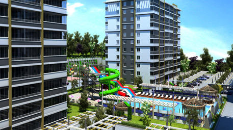 Armonia Concept Residence blokları