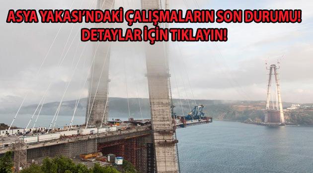 3. köprü asya yakası