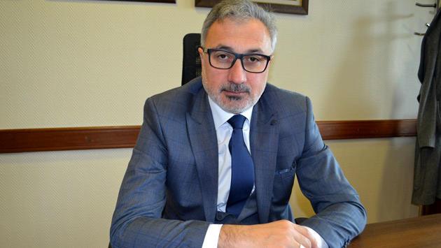 İstanbul Büyükşehir Belediye (İBB) Meclisi AK Parti Grup Başkan Vekili Yardımcısı <a href='https://www.emlaktasondakika.com/haber-ara/?key=Faruk+Ayd%c4%b1n'>Faruk Aydın</a>
