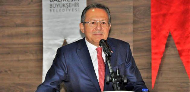 Büyükşehir Belediye Başkanı A. Edip Uğur