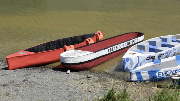beton kano yarışması