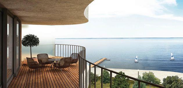 <a href='https://www.emlaktasondakika.com/haber-ara/?key=blue+lake'>blue lake</a> küçükçekmecenin göl manzaralı balkonu