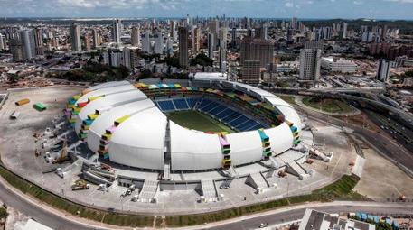 brezilyada stadyumlar ev olarak kullanılabilecek