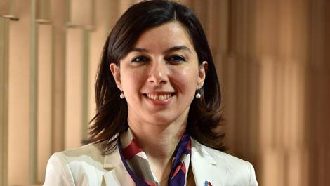 ITE Turkey ve YEM Fuarcılık Genel Müdürü Burcu Başer