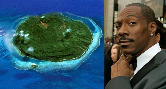 eddie muphy adası