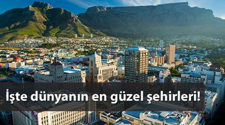 dünyanın en güzel şehirleri haberi