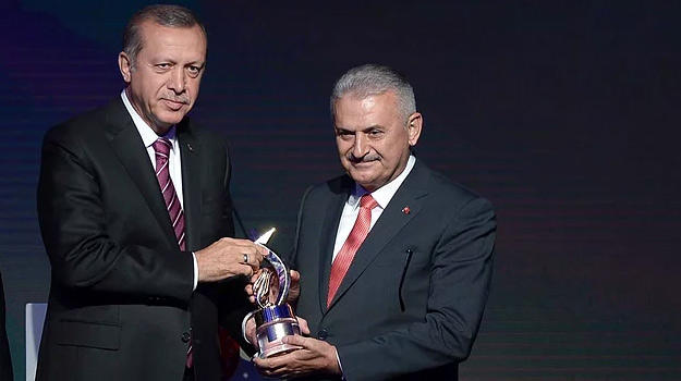 Recep Tayyip Erdoğan ve Binali Yıldırım