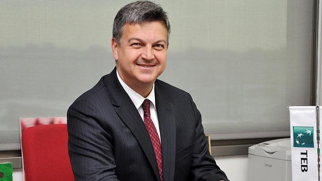 TEB Bireysel ve Özel Bankacılık Kıdemli Genel Müdür Yardımcısı Gökhan Mendi,