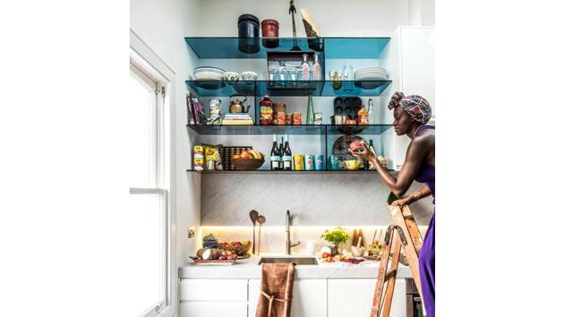 göz alıcı mutfaklar
